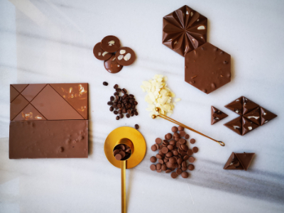 Hamzic had a clear vision of her business idea – her goal is to create a unique, high-quality plant-based chocolate story. Photo: Personal archieve