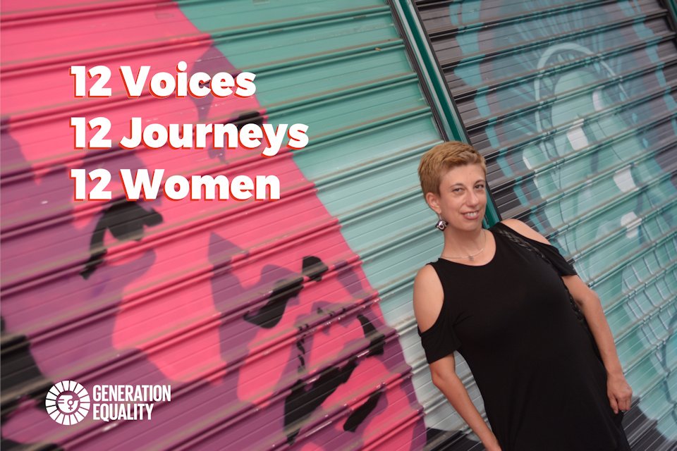 12 voices, 12 journeys, 12 women