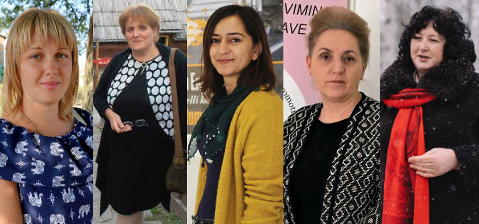 Activists Transforming Women's Lives in Europe and Central Asia
