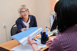 Natalia Minayeva. Photo: UN Women Multi Country Office in Kazakhstan