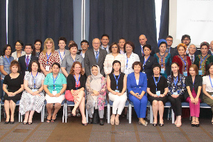 Participants of the meeting. Photo: UNRCCA