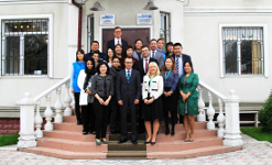 Executive Boards of 6 UN agencies visit Kyrgyzstan247x150