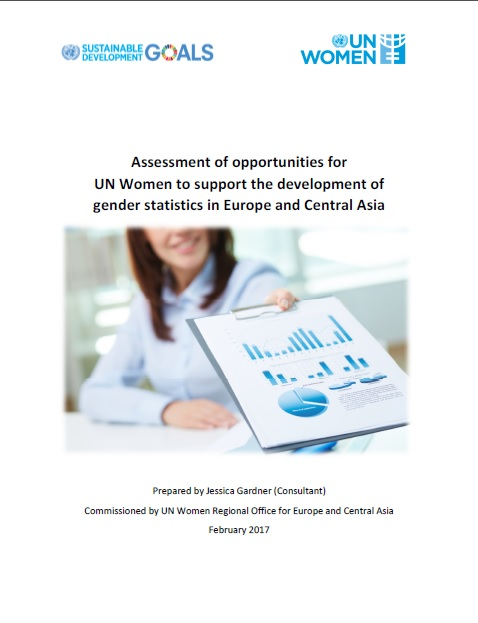 Assessment of opportunities for UN Women to support the development of gender statistics in Europe and Central Asia