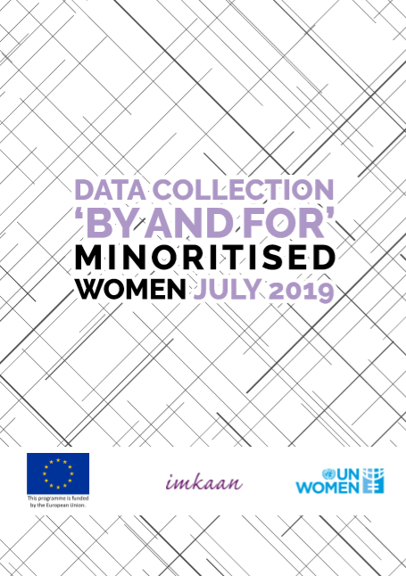 Data collection 'by and for' minoritized women