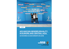 Advancing Gender Equality in Europe and Central Asia: UN Women Achievements in 2018