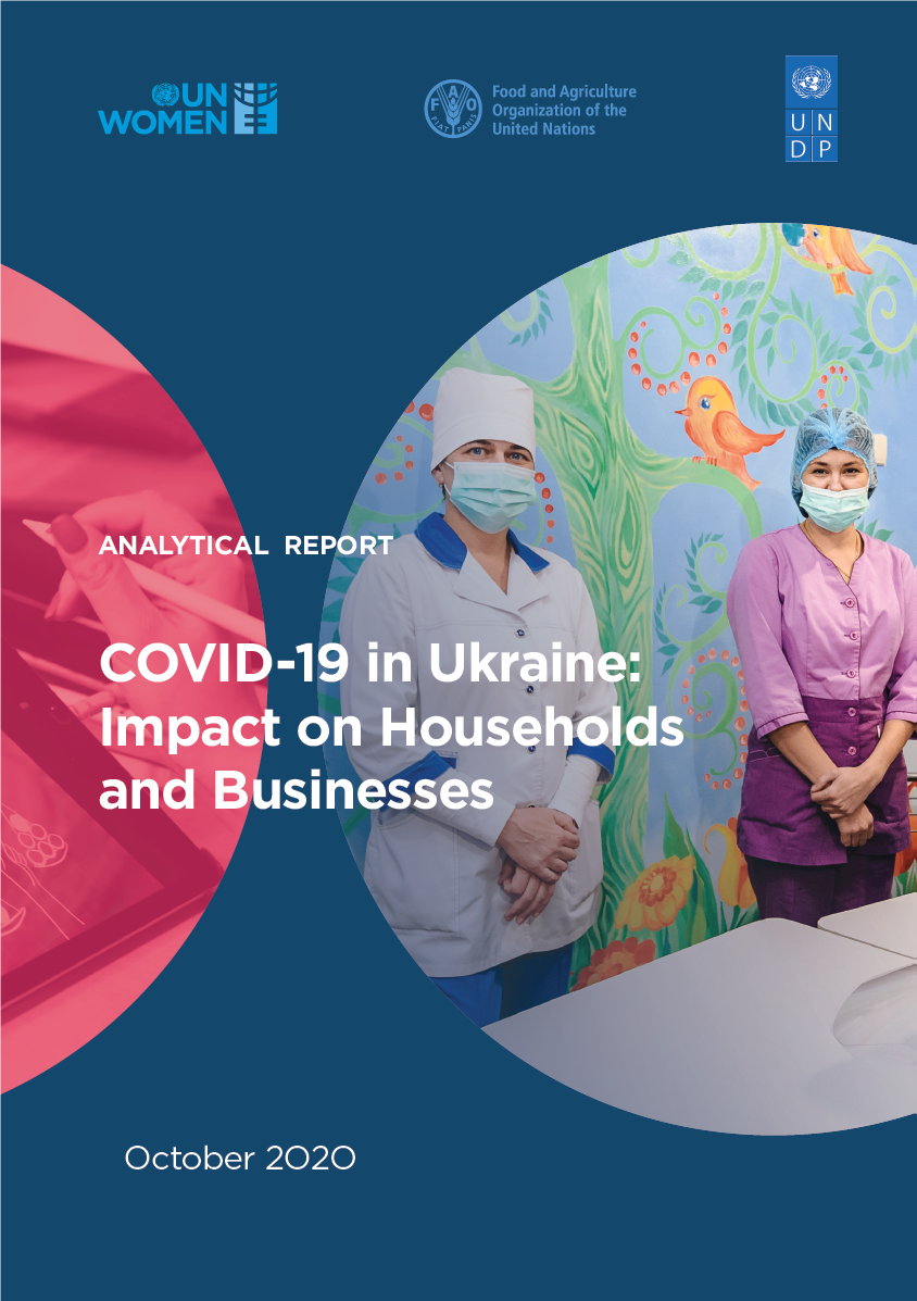 COVID19 in UkraineImpact on Households and Businessesjpg
