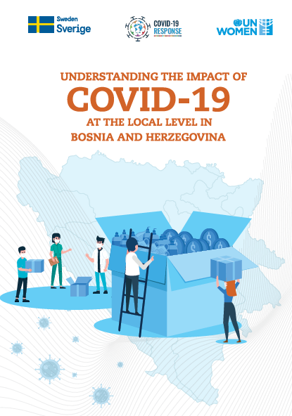 Understanding the Impact of COVID-19 at the local level in Bosnia and Herzegovina visual