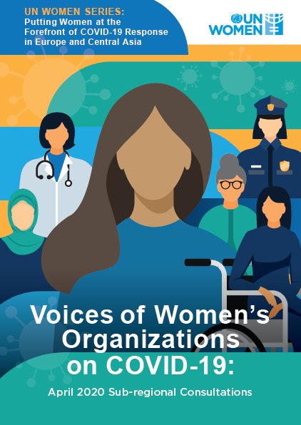 Voices of women's organizations on COVID-19