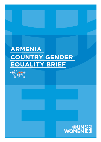 Armenia country gender equality brief
