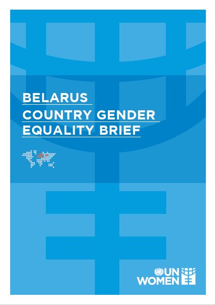 Belarus country gender equality brief