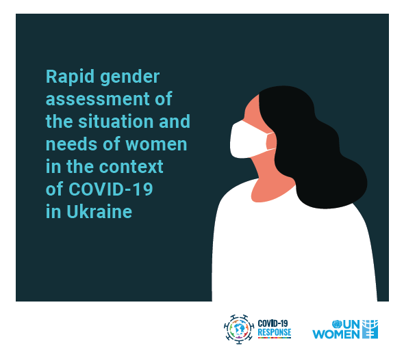 Rapid gender assessment of the situation and needs of women in the context of COVID-19 in Ukraine