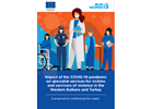 Impact of the COVID-19 pandemic on specialist services for victims and survivors of violence in the Western Balkans and Turkey: A proposal for addressing the needs