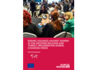 "Evaluation of the UN Women's regional programme ""Ending Violence against Women in the Western Balkans and Turkey: Implementing Norms, Changing Minds"""