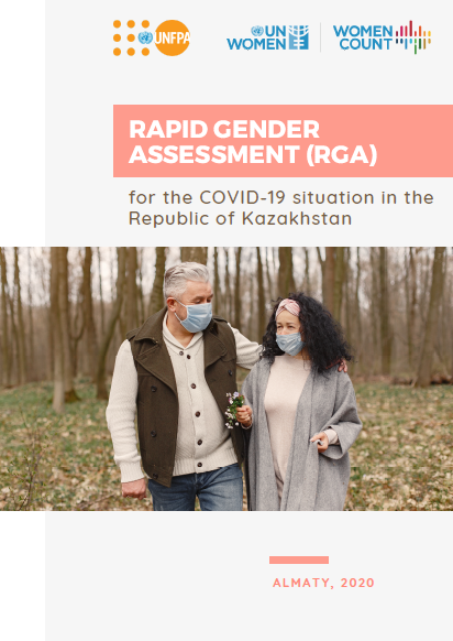 Rapid Gender Assessment for the COVID-19 situation in the Republic of Kazakhstan