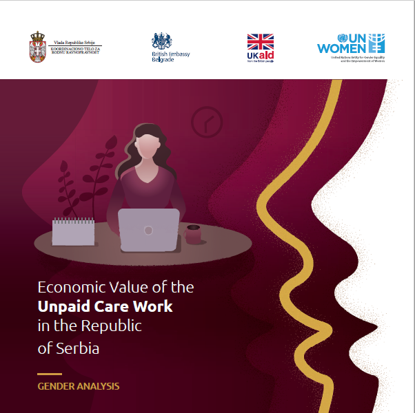 Economic value of the unpaid care work in the Republic of Serbia
