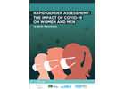 Rapid gender assessment: The impact of COVID-19 on women and men in North Macedonia