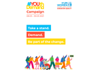 #YOUthdemand campaign report