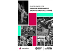 Guidelines for gender-responsive sports organizations