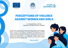 Perceptions of violence against women and girls: A comparative summary
