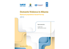 Domestic Violence in Albania: National Population-based Survey