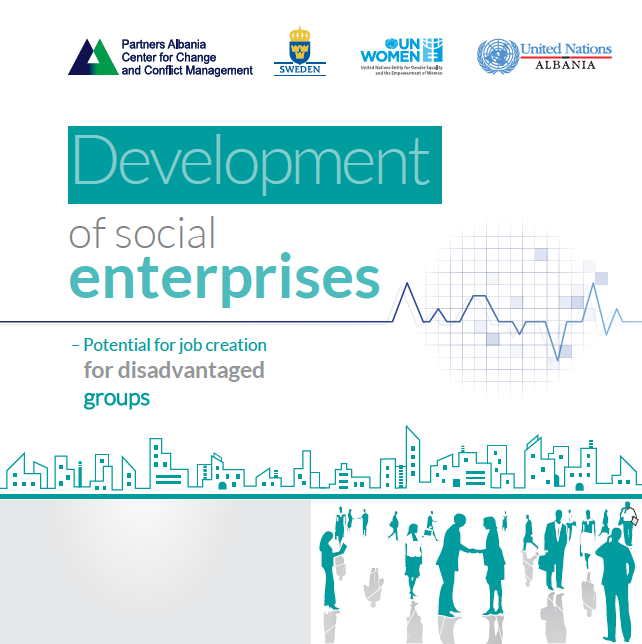 Development of social enterprises: Potential for job creation for disadvantaged groups
