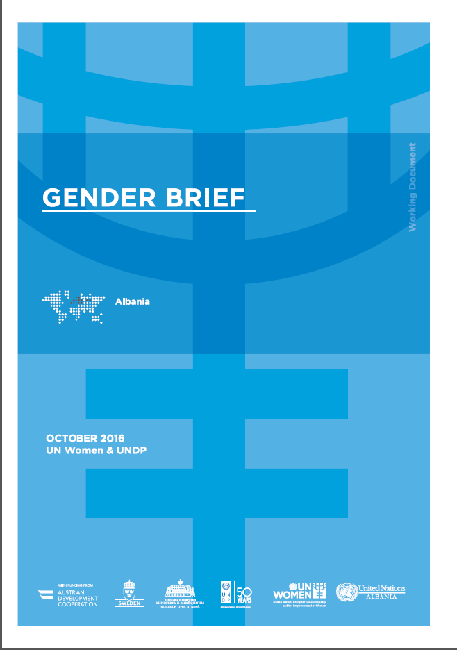 Gender Brief Cover