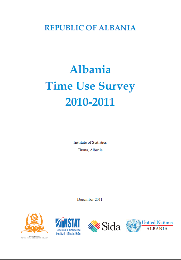 Albania Time Use Survey 2010-2011