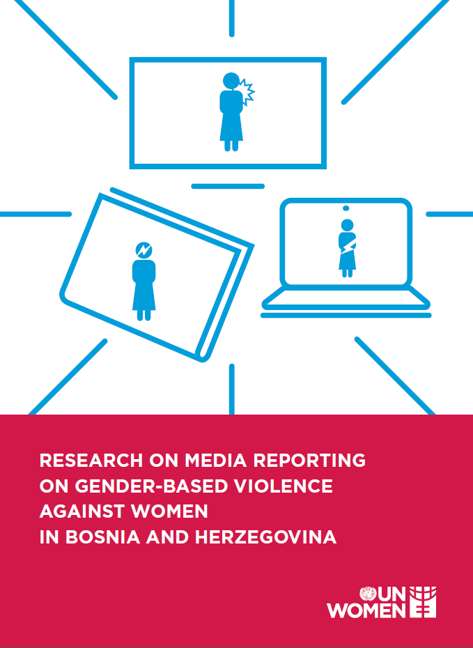 Research on media reporting on gender-based violence against women in Bosnia and Herzegovina