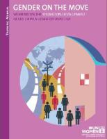 Gender on the Move: Working on the migration-development nexus from a gender perspective