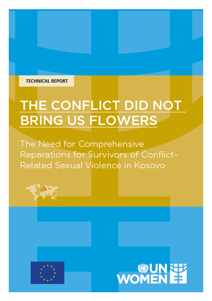 The conflict did not bring us flowers