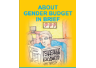 "GRB Comics: ""Briefly about gender budget"""