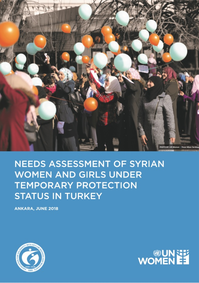 Needs Assessment of Syrian Women and Girls Under Temporary Protection Status in Turkey