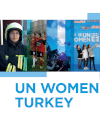 Gender Equality in Political Leadership and Participation in Turkey Project Information Brochure
