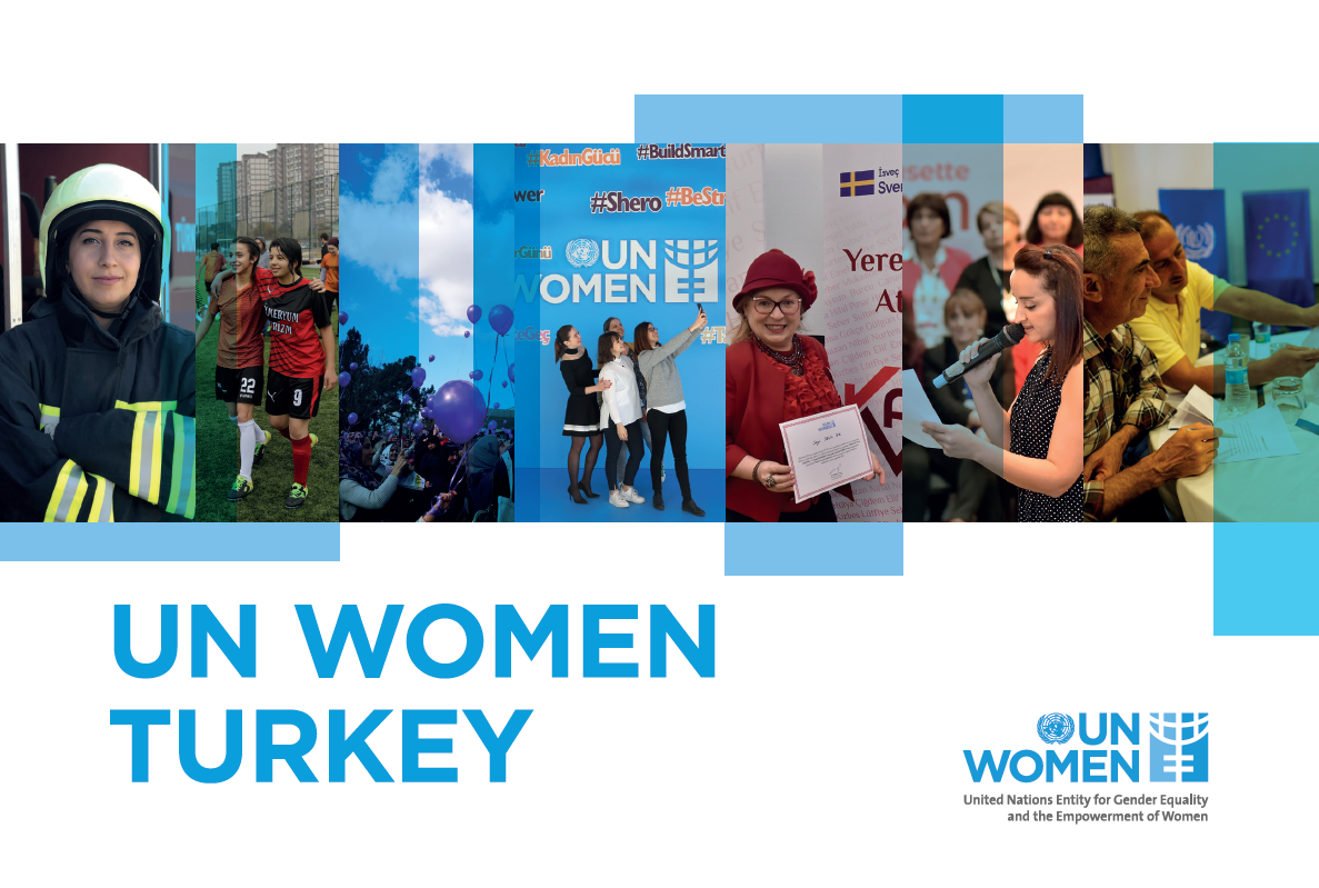 Brochure on UN Women's work in Turkey