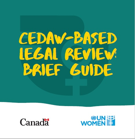 The CEDAW-based Legal Review: A Brief Guide