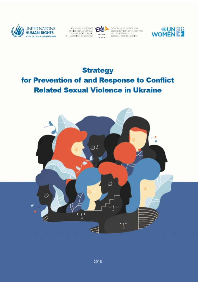 The Strategy for Prevention of and Response to the Conflict Related Sexual Violence in Ukraine