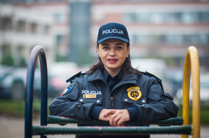 "From Where I Stand: ""Police officers must protect the safety of citizens"""