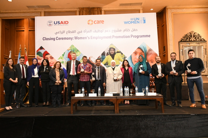 "UN Women and partners recognize the efforts of the agribusinesses that participated in ""Women's Empowerment Promotion Programme"""