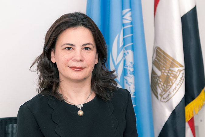 Ms Blerta Aliko, UN Women Egypt Country Representative