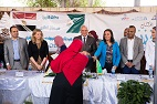 Zenein Decent Market to Empower Women and Girls opens in Boulaq El Dakrour in Giza