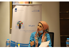 """In the words of Mona Abdallah: """"I consider working in community service as a blessing."""""""