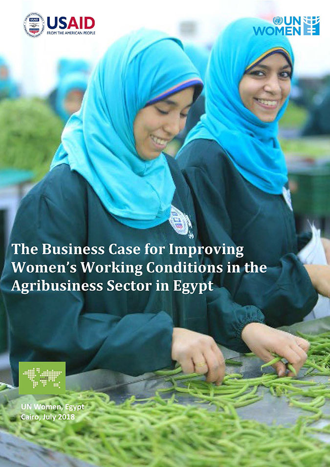The Business Case for Improving Women's Working Conditions in the Agribusiness Sector in Egypt