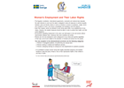 Women's Employment and Their Rights in the Egyptian Labor Law