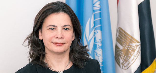 Blerta Aliko, UN Women Egypt Country Representative