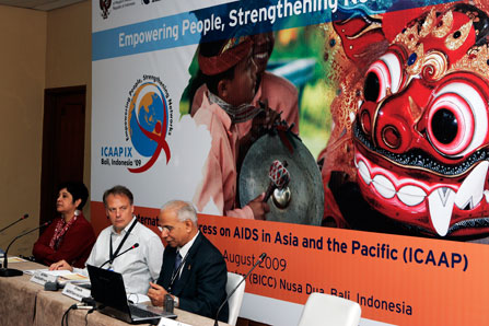 International Congress on AIDS in Asia and the Pacific 2009