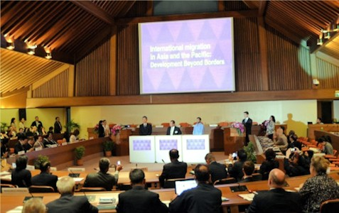 Asia-Pacific Regional Preparatory Meeting for the General Assembly High-level Dialogue on International Migration and Development 2013
