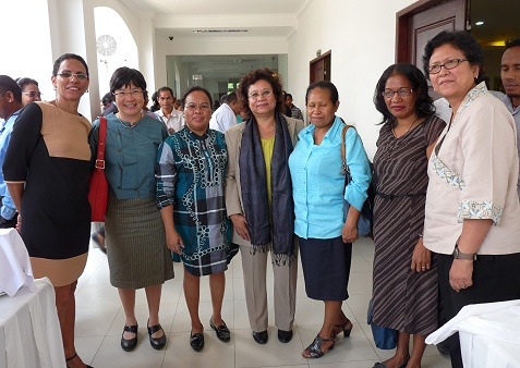 Charting a course for Timor-Leste's National Action Plan on Women, Peace and Security