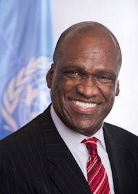 Message from John Ashe, President of the 68th Session of the General Assembly