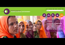 Global Knowledge platform launched to galvanize women's economic empowerment
