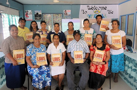 Law for women's protection passes with unanimous support in Tonga
